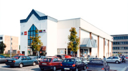 Admira-Center, Industriestr. 7-9 , 07546 Gera