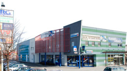 Fachmarktzentrum, Hermann-Gmeiner-Straße 1-9, 9020 Klagenfurt/Österreich