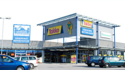 Fachmarktzentrum, Gewerbeparkstr., 3500 Krems-Lerchenfeld/Österreich