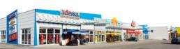 Fachmarktzentrum, Gewerbezeile 5-7, 9500 Villach/Österreich