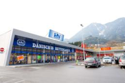 Fachmarktzentrum, An der Leiten 14, 6134 Vomp/Österreich