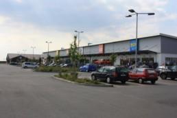 Fachmarktzentrum, Bodelschwingstr. 9 - 17, 38159 Vechelde