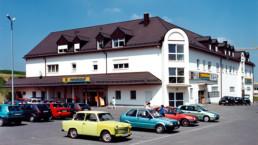 Am Alten Hügel 1 + 2, 07356 Bad Lobenstein