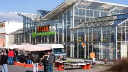 Bau- und Gartenfachmarktzentrum, Matthäus-Stäblein-Straße, 97424 Schweinfurt-Hainig