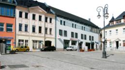 Historische Stadtkernsanierung, Markt 3/5, Marktstr. 7, 08468 Reichenbach