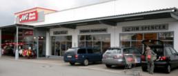 Fachmarktzentrum, Auer Str. 20 und 22, 09366 Stollberg