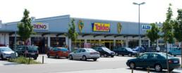Fachmarktzentrum, Comeniusstr. 30-40, 06766 Wolfen
